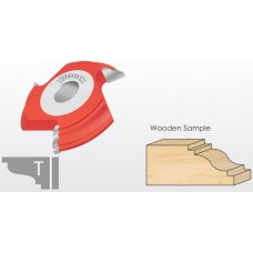 Perfect Ogee Double Fillet Frame Cutter 2017