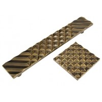 Xylex Solid Brass Glass Pull Handle BPH-2655