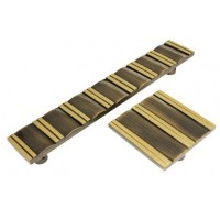 Xylex Solid Brass Glass Pull Handle BPH-2653