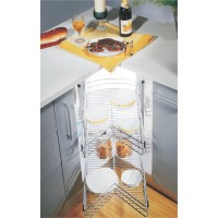 INOX Magic Carousel Unit W6 Baskets Stainless A4.01.101