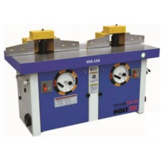 WOODTECH Double Spindle Shaper DSS-120