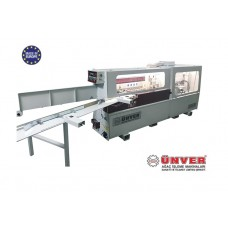 UNVER LPER5B Flat and Curved Jamb Banding Machine
