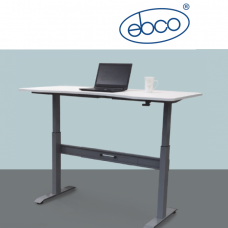 EBCO Smart Lift Table Legs 1200 – 1600 Gas Lift (without table top)