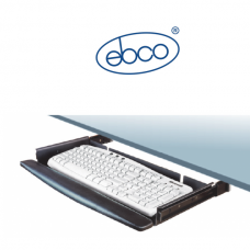 EBCO Computer Keyboard Tray with Soft Pad
