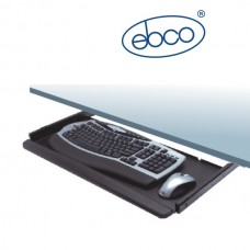 EBCO Computer Keyboard Tray - Jumbo (with Soft pad without Mouse Tray)