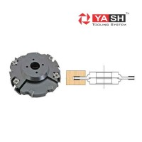 Yash Adjustable Groove Cutter-Head Replaceable YT 5 101
