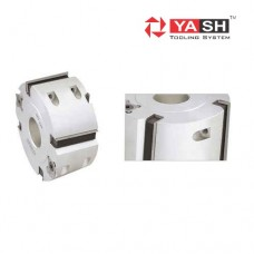 Yash Planing Cutter with Helix Shear Replaceable YT 7 101