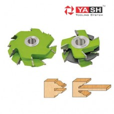 Yash Cutter for Door Extra Long Tenon YT 17 101