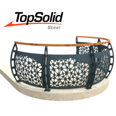 TopSolid'Steel, THE metalworking CAD software