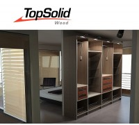 TopSolid'Wood CAD Software